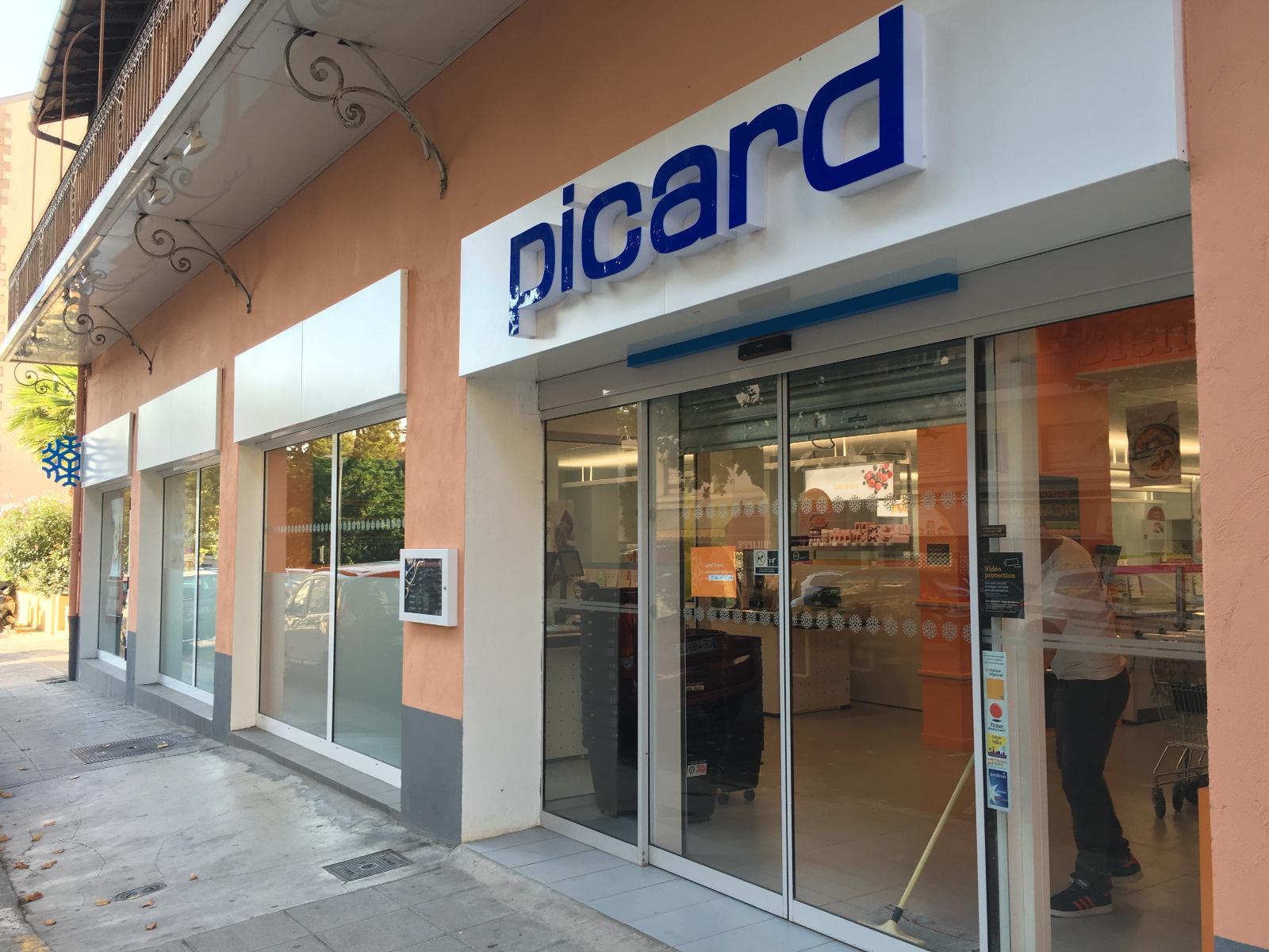 Vente immobilier professionnel insatallation de picard for Garage boulevard de la madeleine nice